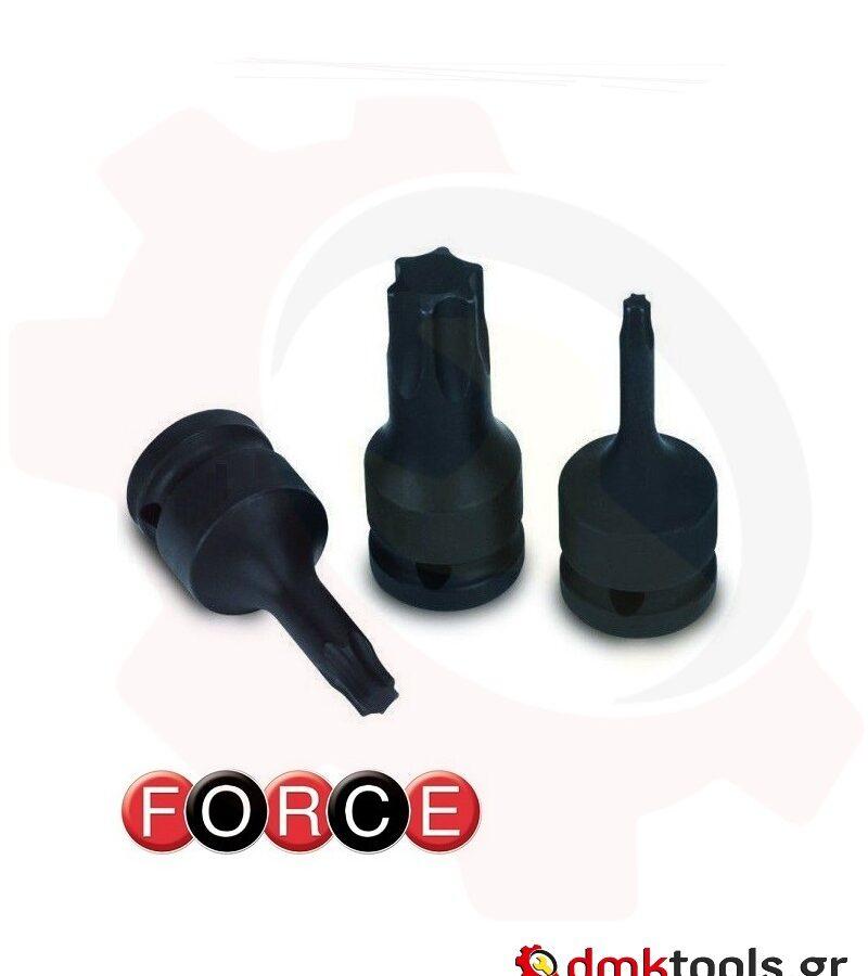 videvoiki dmktools mparolas force 41013 1 2 set torx 10 tem gia aerokleida 1