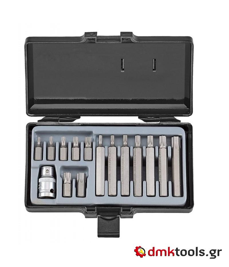 videvoiki dmktools mparolas mites 10 mm torx set 15 tem 4156 force