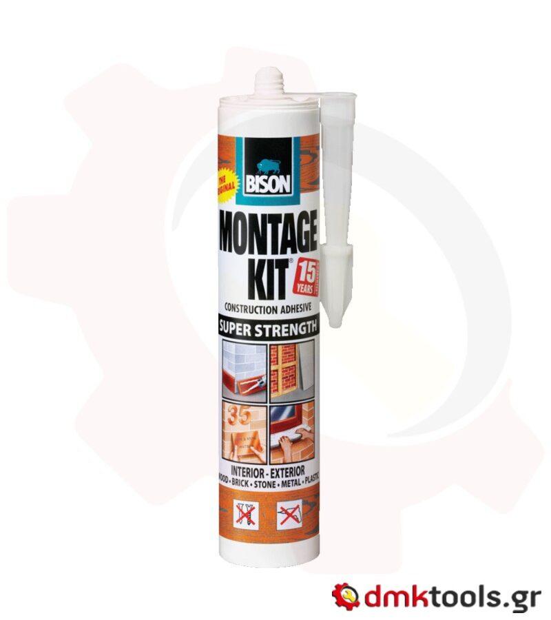 videvoiki dmktools mparolas Montage Kit ® Super Ισχυρη Φύσιγγα 350gr