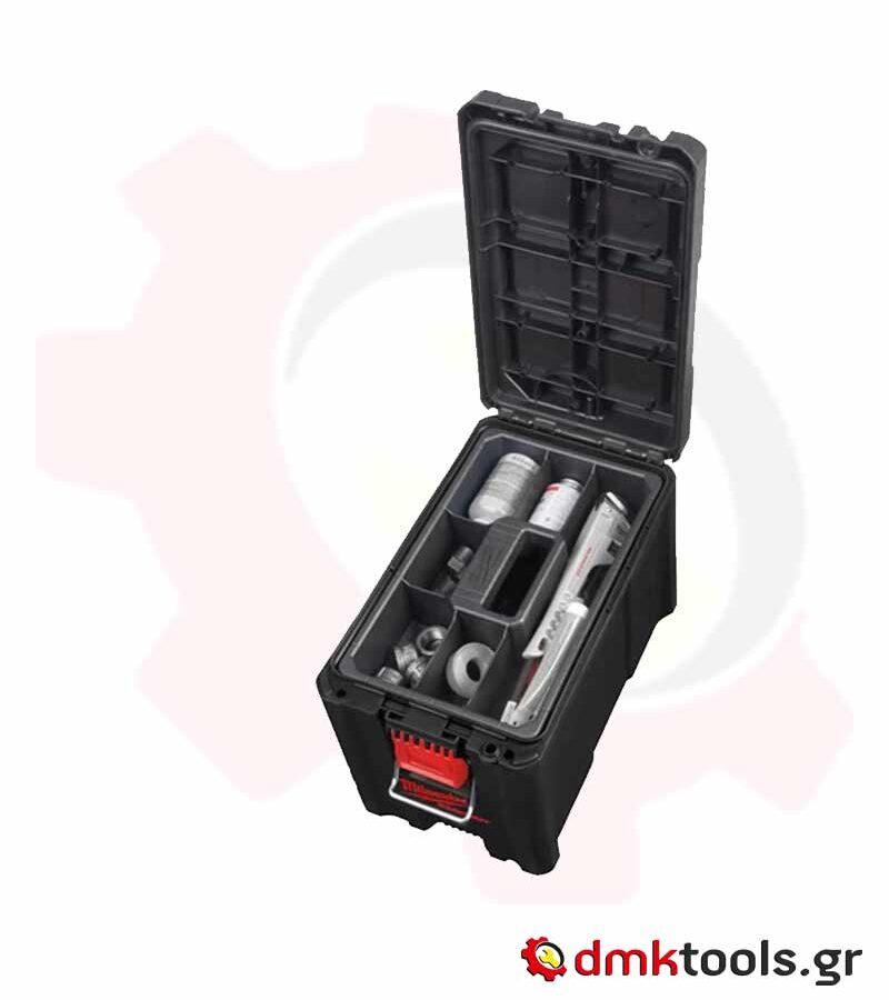videvoiki dmktools mparolas milwaukee 4932471723 ergaleiothiki packout compact toolbox 2